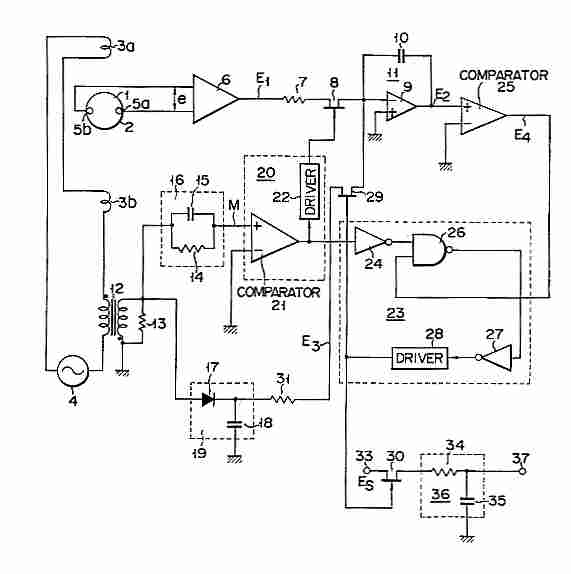 Electromagnetic flow meter figure 1 is a block circuit diagram of an ac flow meter according to an embodiment of this invention for the electromagnetic flow meter ccuart Images