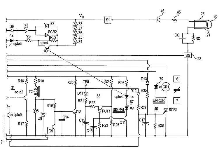 flame detector circuit rh best microcontroller projects com