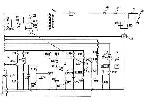 Flame Detector Circuit on infrared motion sensor circuit diagram, siemens flame detector wiring diagram, infrared temperature sensor diagram, wireless door sensor open circuit diagram, infrared connector on computer diagram,