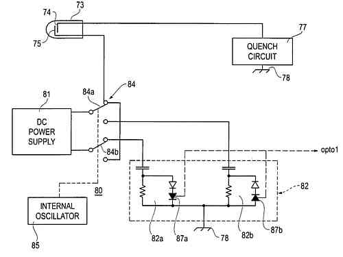 flame detector circuit figure 6 is a schematic of a modified sensor tube circuit for the flame detector circuit