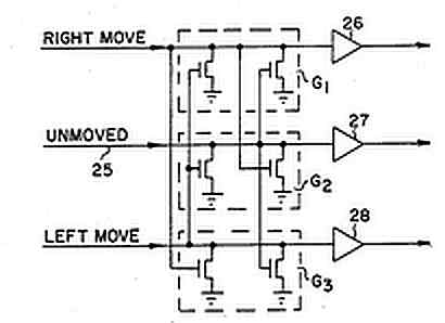 optical mouse motion detector