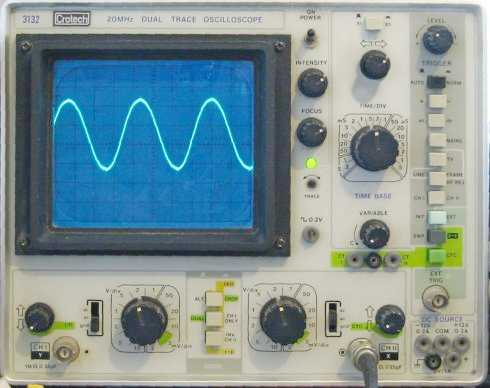 oscilloscope same today as it was 20 years ago