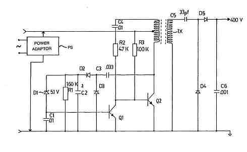 Admirable Geiger Counter Schematic Basic Electronics Wiring Diagram Wiring Cloud Oideiuggs Outletorg