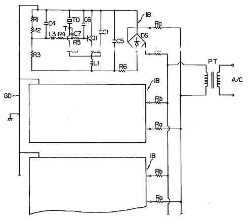 Ultrasonic Atomizer Circuit