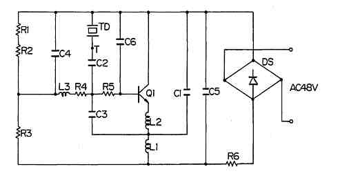 Ultrasonic atomizer circuit background of the ultrasonic atomizer circuit ccuart Choice Image